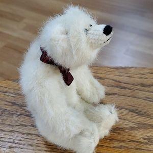 Boyds Bear jointed polar bear Nod ll
